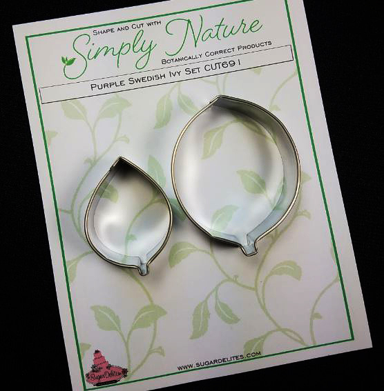 Purple Swedish Ivy Cutter Set By Simply Nature Botanically Correct Products®
