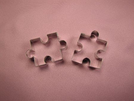 Puzzle Pieces Small