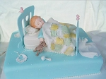 Baby Rocking Bed Small