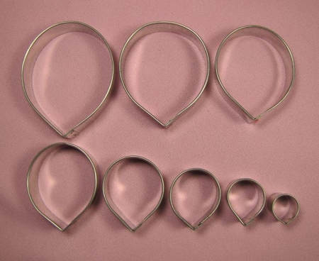 Rose Petal Set of 8 SD