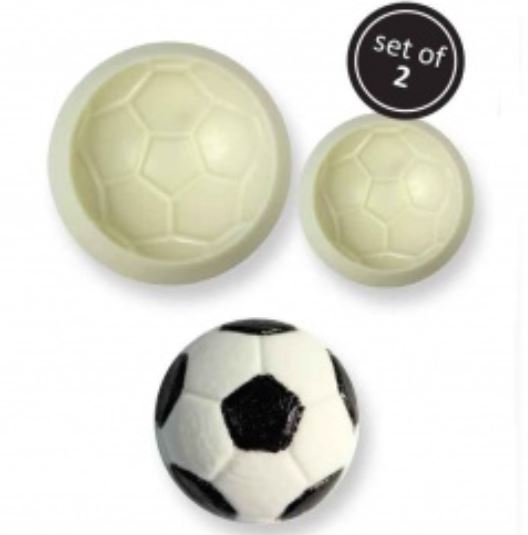 Soccer Ball Pair By JEM