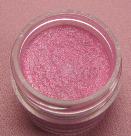 Sterling Pearl Pink Zinnia Luster Dust