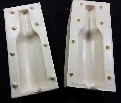 Bottle Mold 7 Inch