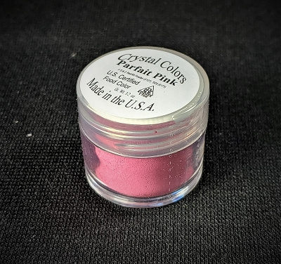 Crystal Colors Parfait Pink Petal Dust