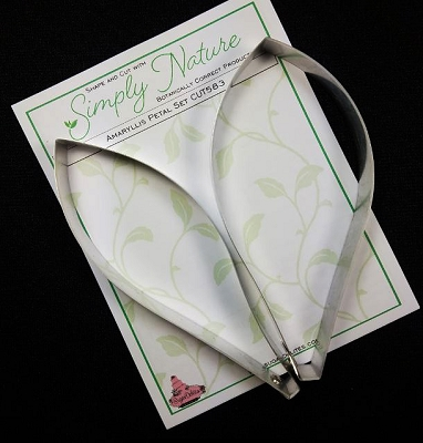 Amaryllis Petal Cutter Set By Simply Nature Botanically Correct Products