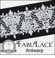 FabuLace Antwerp Lace Mat