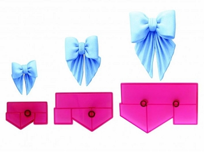 Bows For Drapes Set of 3 JEM