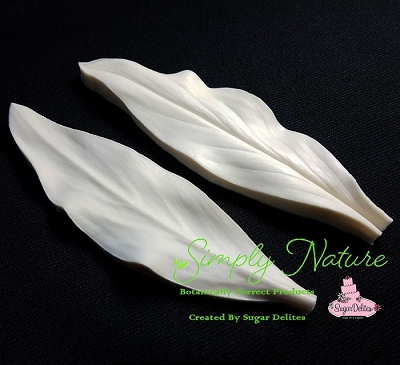 Calla Lily Leaf Veiner Large By Simply Nature Botanically Correct Products