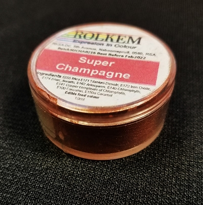 Champagne Super Dust By Rolkem