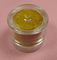 Crystal Colors Mustard Yellow Petal Dust