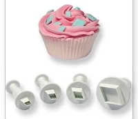 Diamond Plunger Cutter Set By PME