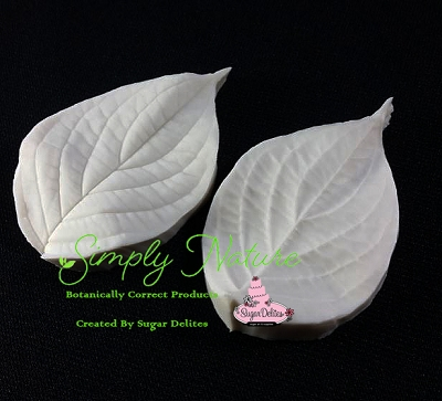 Dogwood Leaf Veiner Large By Simply Nature Botanically Correct Products