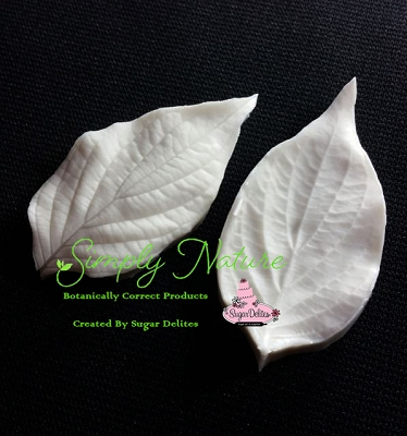 Dogwood Leaf Veiner Medium By Simply Nature Botanically Correct Products