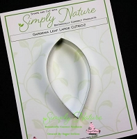 Gardenia Leaf Cutter Large By Simply Nature Botanically Correct Products