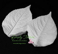 Hydrangea Leaf Veiner Large By Simply Nature Botanically Correct Products