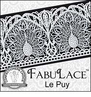 FabuLace Le Puy Lace Mat