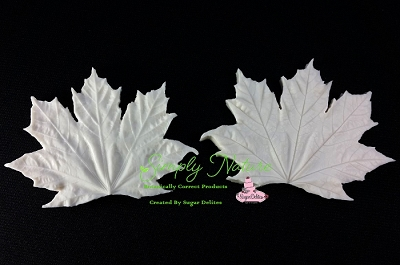 Maple Leaf Veiner Medium By Simply Nature Botanically Correct Products