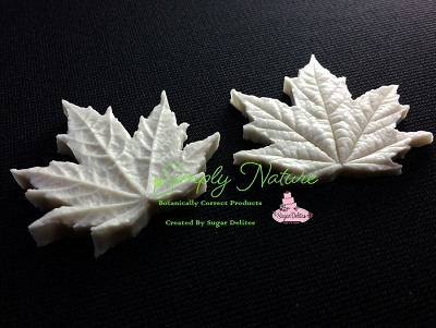 Maple Leaf Veiner Small By Simply Nature Botanically Correct Products