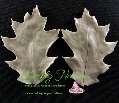 Oak Leaf Veiner Large By Simply Nature Botanically Correct Products