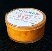 Orange Rainbow Spectrum Petal Dust By Rolkem