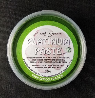 Platinum Paste Leaf Green 250g