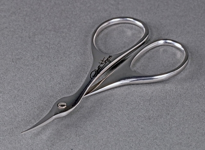 Scissors - Stainless Steel Curved - Precision Designed Tools By Robert Haynes