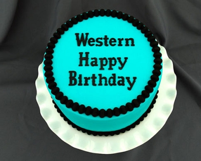 Flexabet Western Happy Birthday