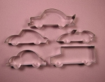 Cars Set of 5 Medium