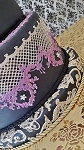 Lattice Fancy Triumphal Lace Mat