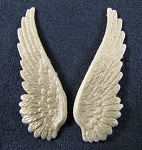 Wing Pair Steampunk Gary