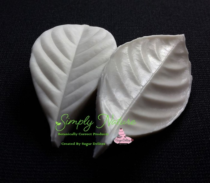 Gardenia Leaf Veiner Medium By Simply Nature Botanically Correct Products