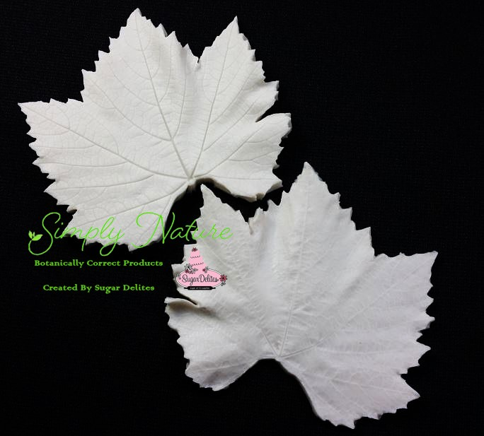 Grape Leaf Veiner Large By Simply Nature Botanically Correct Products