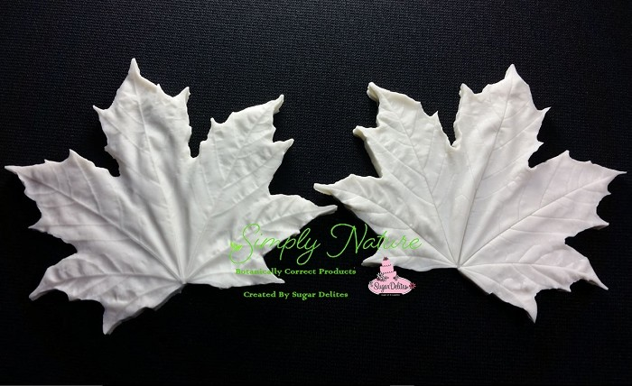 Maple Leaf Veiner Large By Simply Nature Botanically Correct Products