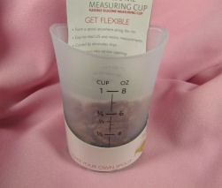 Measuring Cup: Silicone, 1 Cup