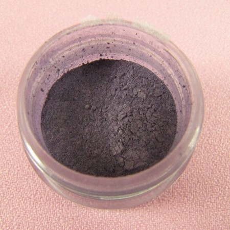 Sterling Pearl Amethyst Luster Dust by TSA. 1/2 oz. Net, kosher. This is an FDA approved luster dust.
