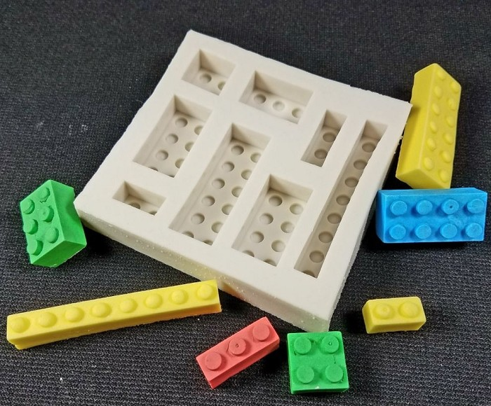 Building Blocks Set of 8