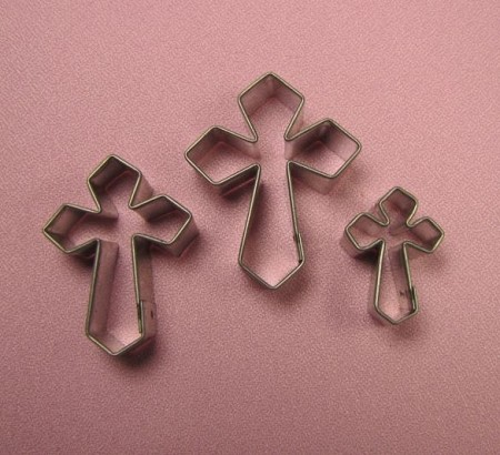 Cross Small Set of 3