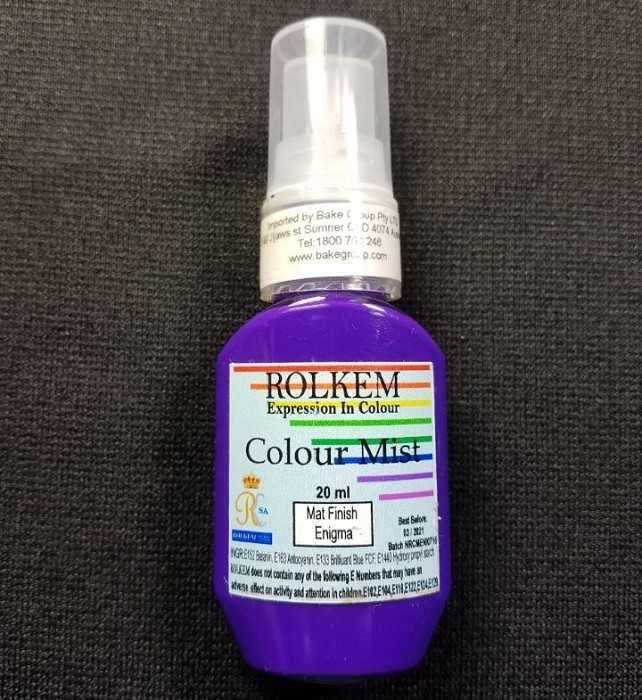 Enigma Matte Color Mist 20 ML By Rolkem