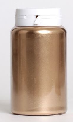 Gold Highlighter Dust 2 oz. Ideale Pastry