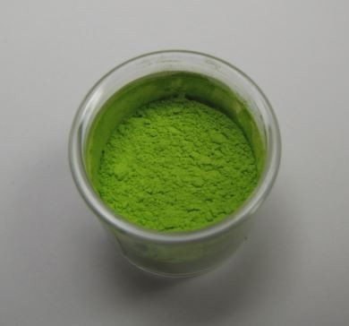 Apple Green Pistachio Petal Dust by CK Products. 4g Net, non-toxic.
