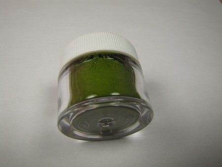 Green Bean Petal Dust by TSA. 1/2 oz. net, Kosher. This is an FDA approved dust.