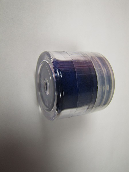 Crystal Colors Navy Petal Dust 1/2 oz Net, non-toxic. Crystal Colors are FDA approved petal dusts.