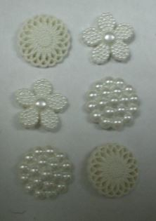 Brooch Mini Button Set