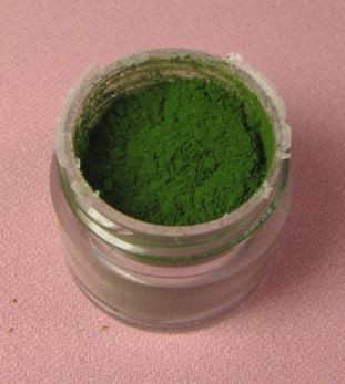 Rose Leaf Petal Dust by TSA. 1/2 oz. net, Kosher. This is an FDA approved dust.