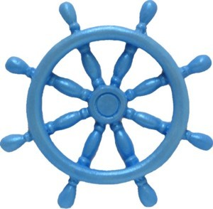 Ship Captain's Wheel