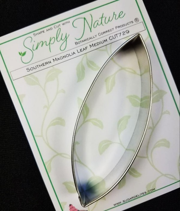 Southern Magnolia Leaf Cutter Medium By Simply Nature Botanically Correct Products®