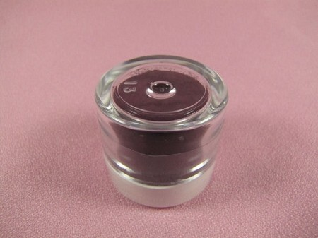 Crystal Colors Spiced Plum Petal Dust 1/2 oz Net, non-toxic. Crystal Colors are FDA approved petal dusts.
