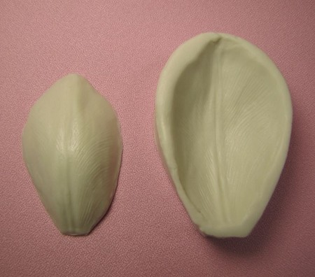Tulip Petal Double Sided Veiner